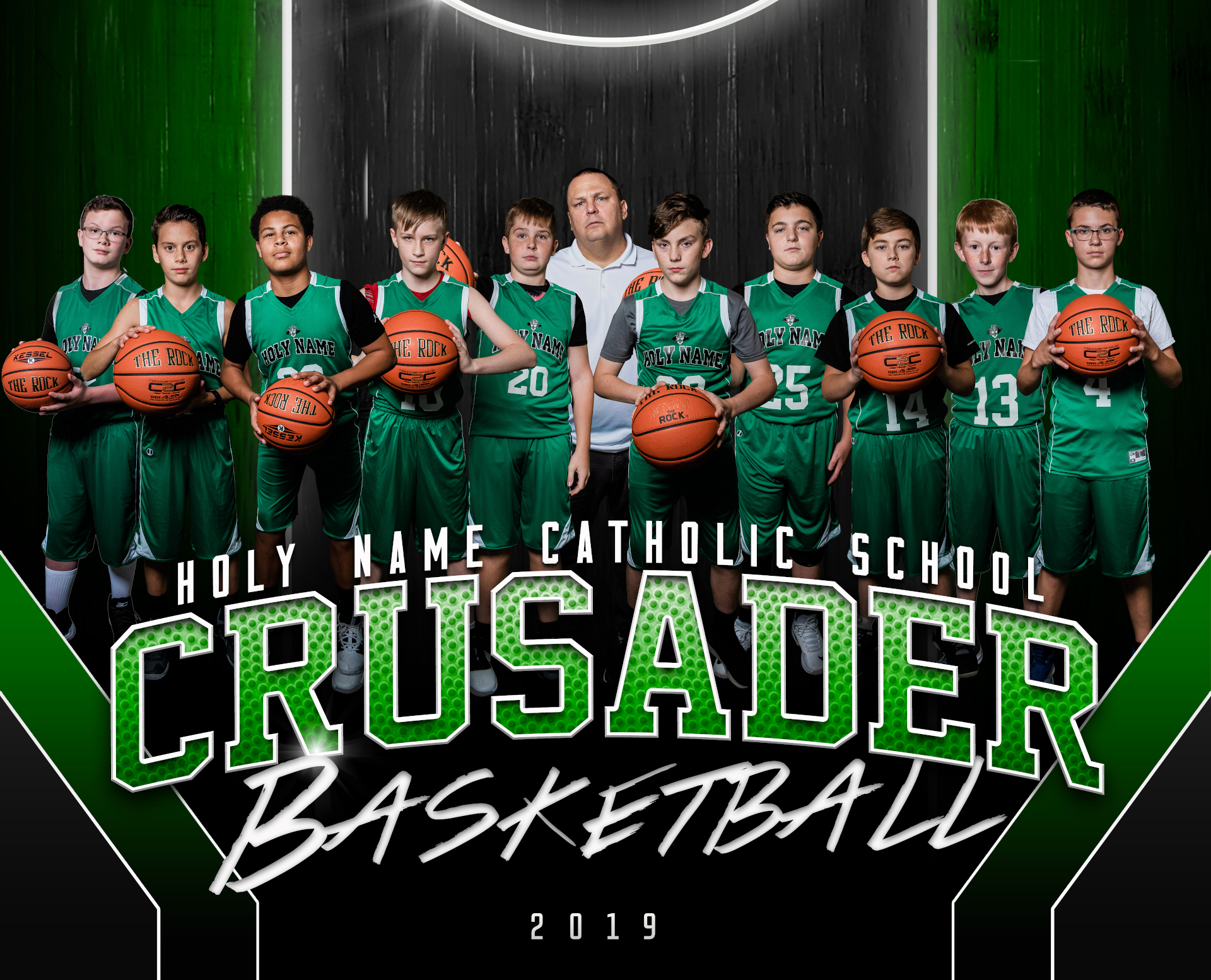 2019 7th Grade Boys Basketball