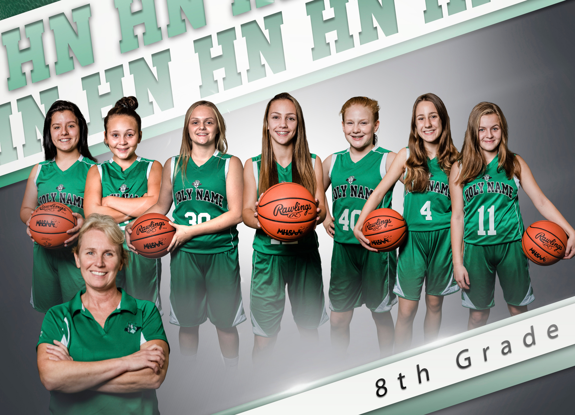 2019 8th Grade Girls Basketball
