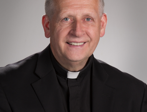 Father Francis DeGroot, Holy Name Class of '71, St. Anne Parish – Escanaba, Michigan
