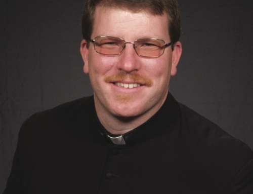Father Allen P. Mott, Holy Name Class of '89, St. Anthony Parish – Gwinn, Michigan