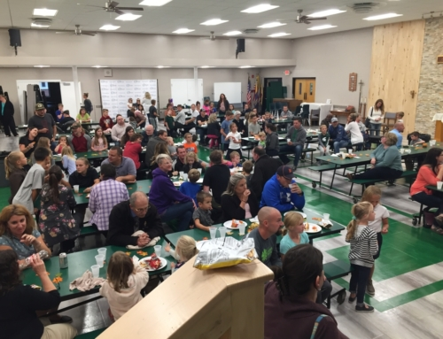 Home and School 'Fall Gathering' a Great Success!