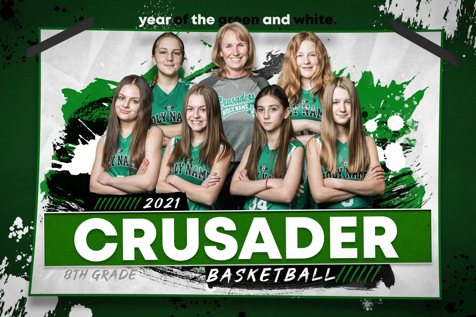 2021 8th Grade Girls Basketball