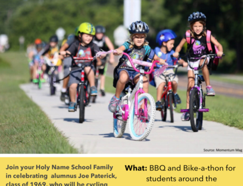 Back to School Bike-A-Thon BBQ