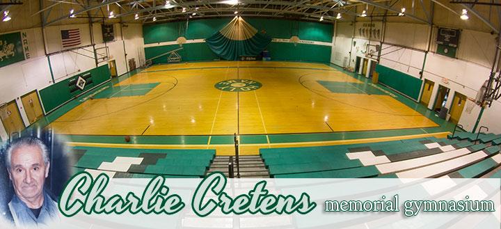 Charlie Cretens Memorial Gymnasium