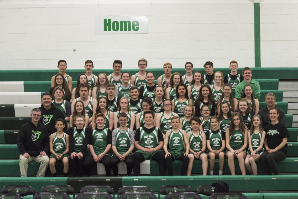 2019 Middle School Track